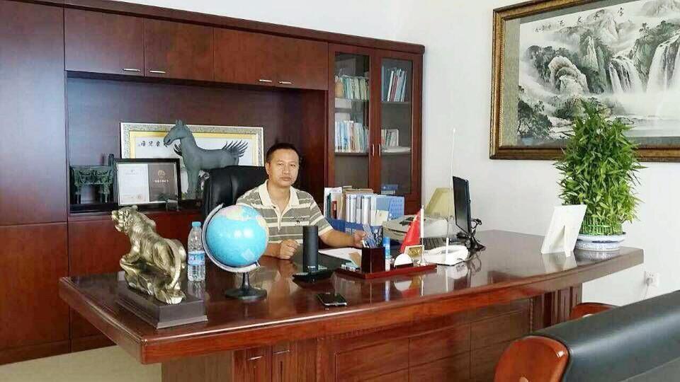Shenyang Changxin Silicon carbide powder Co., Ltd.